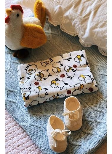 Arma Baby's Kuzulu Anne Emzirme Önlüğü 75*100 Renkli